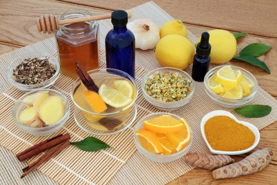 Do natural remedies fight COVID-19?