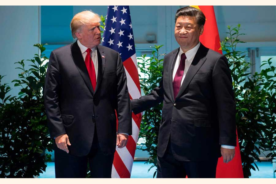 US President blames China falsely for Covid-19
