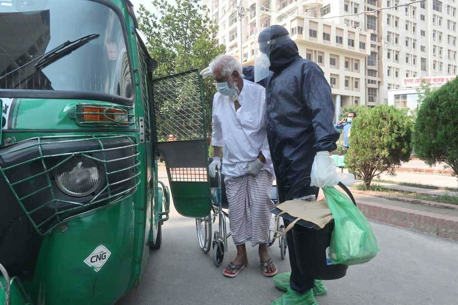 The commoners stills face poor eccess to heathcare services —FE photo