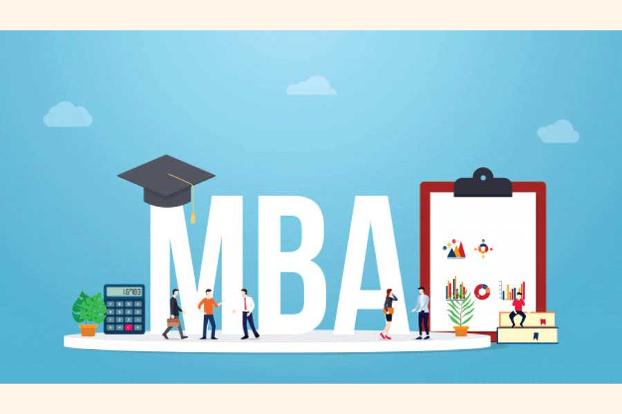 Unwrapping the concept of online MBA
