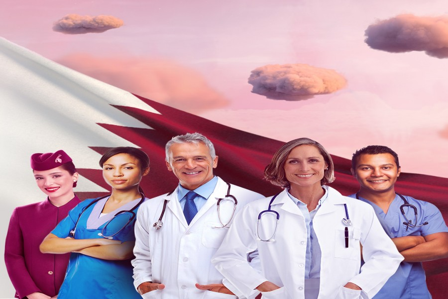 Qatar Airways to give away 0.1m complimentary tickets to frontline healthcare professionals