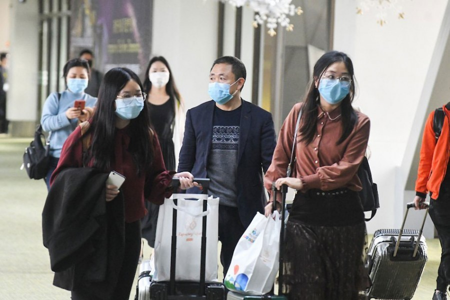 23 new virus cases in South Korea, none in China