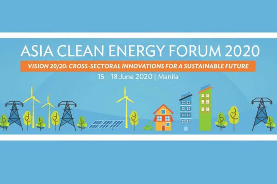 Asia Clean Energy Forum to be held virtually