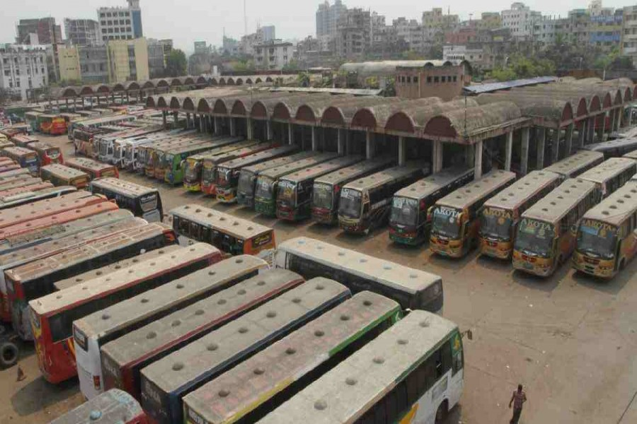 Public transport services on limited scale from May 31