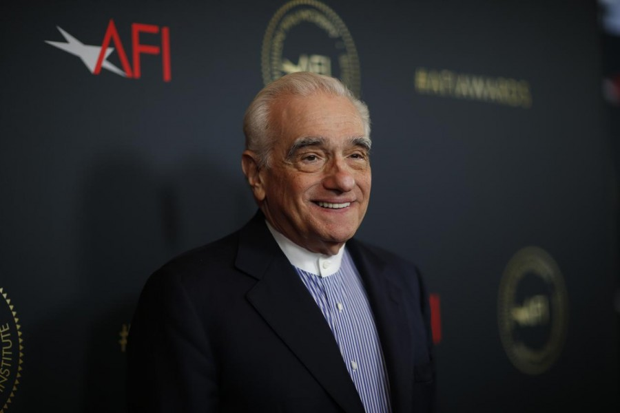 Director Martin Scorsese attends the AFI 2019 Awards luncheon in Los Angeles, California, US on January 3, 2020 — Reuters/Files