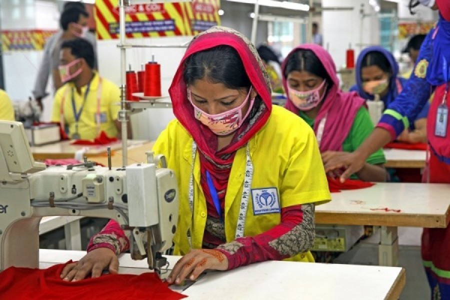Textile and RMG supply chains during pandemic