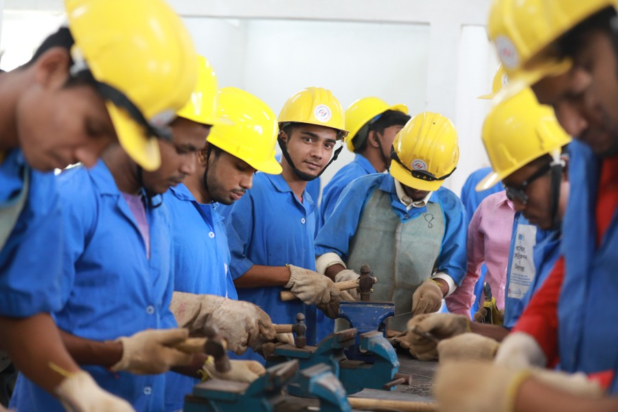 Securing employment and economic development of the extreme poor youth