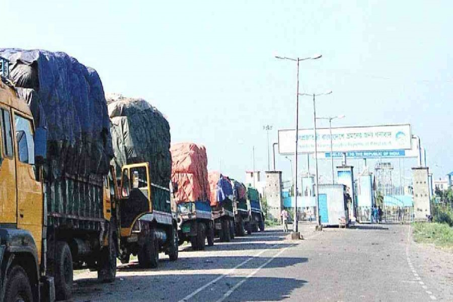 BD-India trade through Bhomra port resumes