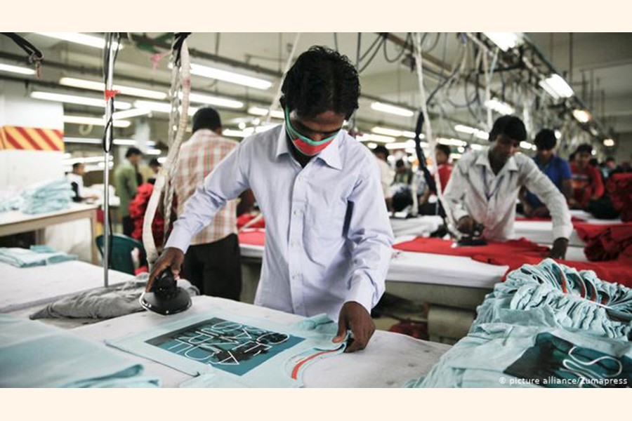 A number of RMG workers in Bangladesh have already lost their jobs due to the pandemic