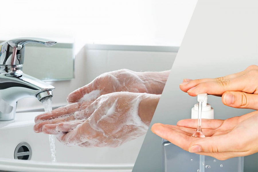Hand sanitisers or soap and water: Which is more effective?