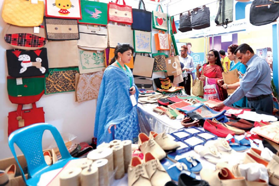 Reaching out to micro and cottage industries