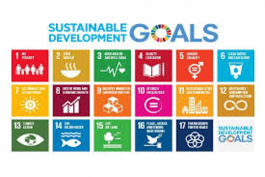 Fighting pandemic with SDGs in mind