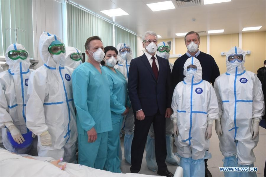 Russian COVID-19 cases rise to over 510,000