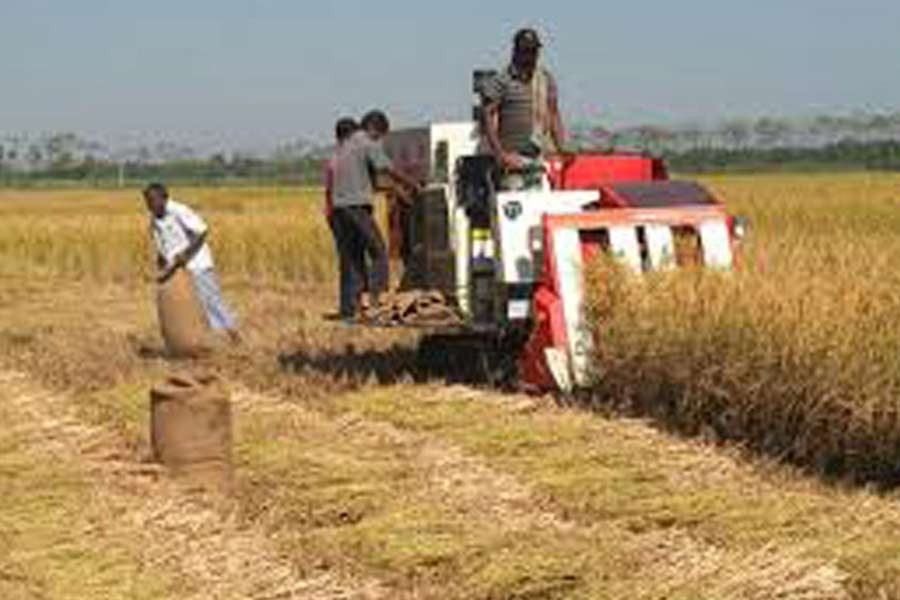 Mechanising agriculture: promise of better productivity