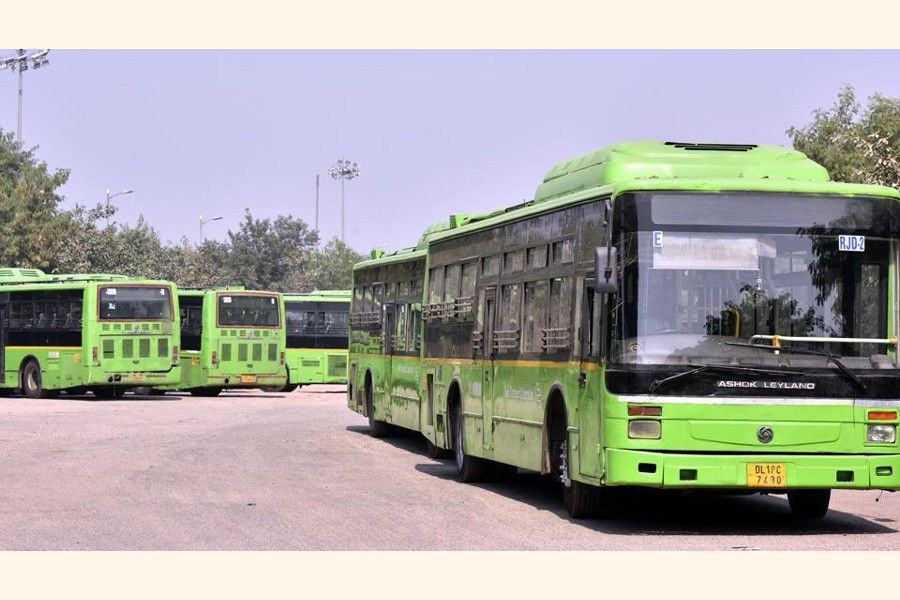 Many countries are adding more environment friendly green buses to the fleets of public transport