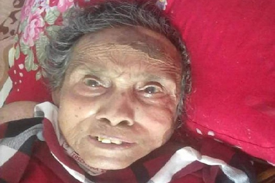 101-year-old Gopalganj woman beats coronavirus