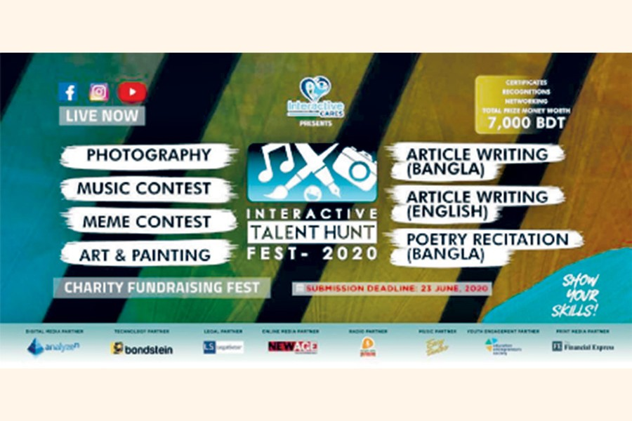 Online contest aims to hone skills of participants