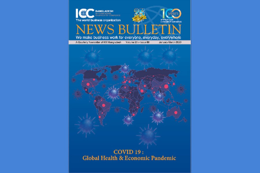 Covid-19 poses most uncertain health and economic threat: ICCB