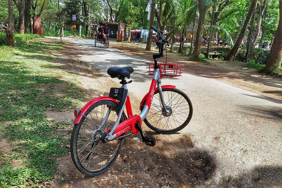 Jobike to launch in four areas of city
