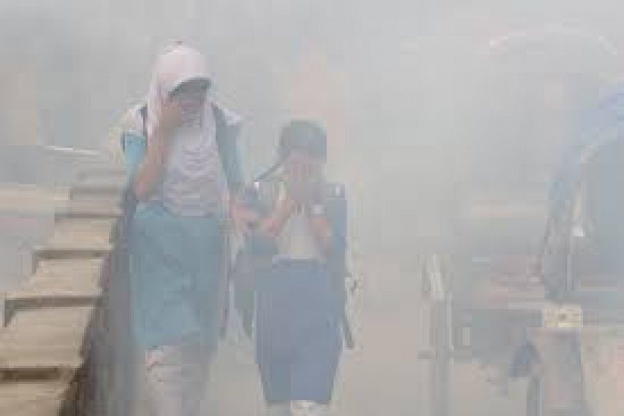 For effective steps to control air pollution
