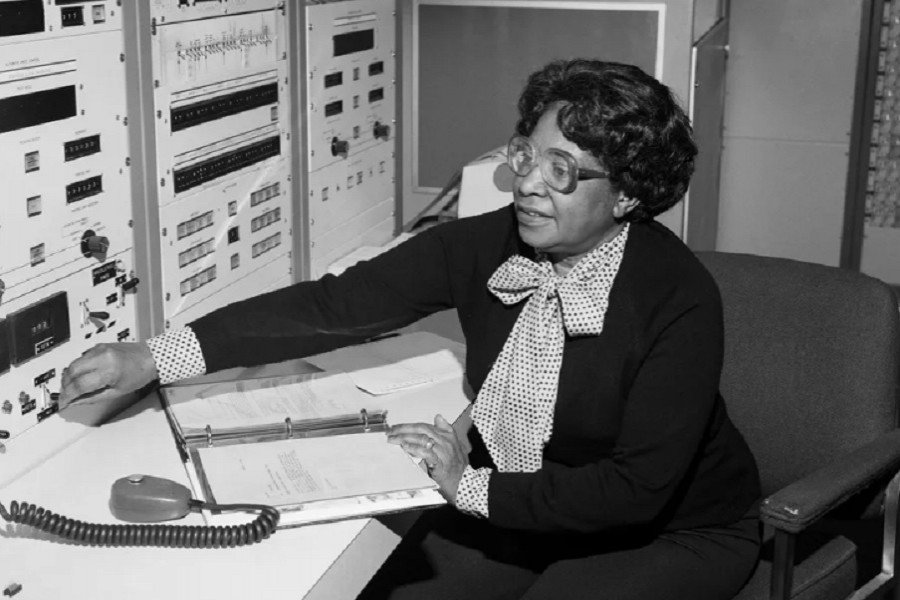 NASA to name HQ after its first black female engineer