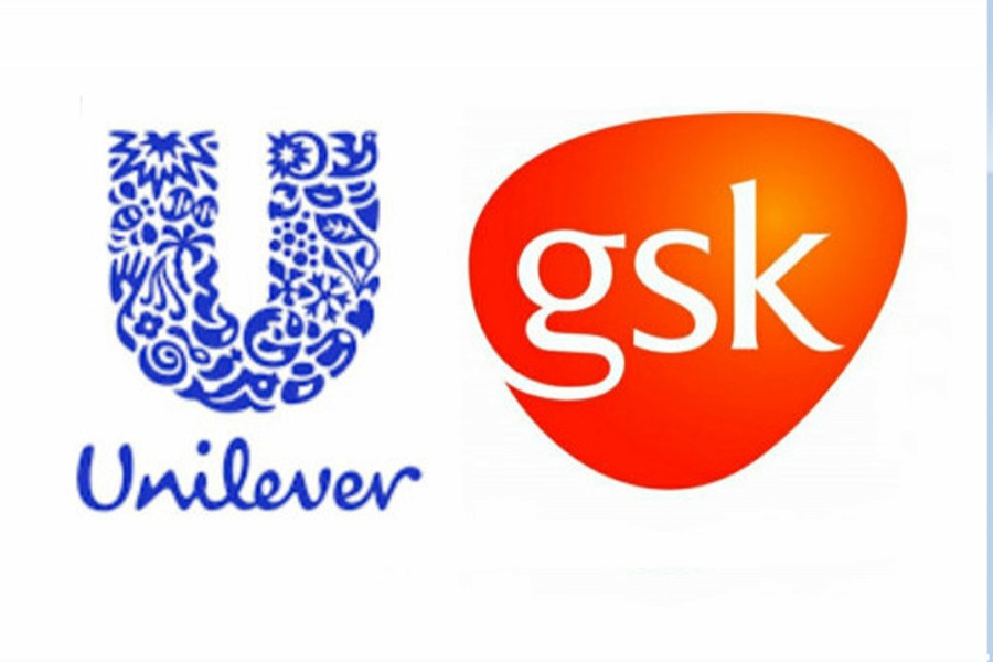 Unilever Overseas Holdings to purchase 82pc shares of GSK