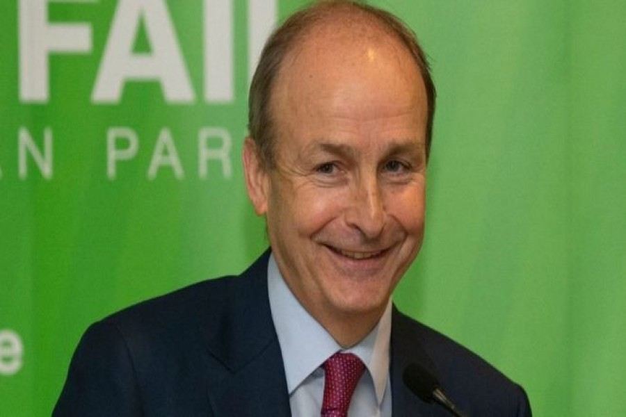 Micheal Martin elected new PM of Ireland