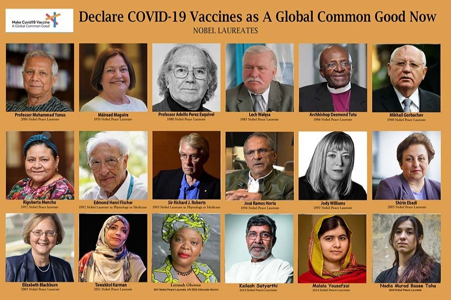 Declare Covid-19 Vaccine a global common good now