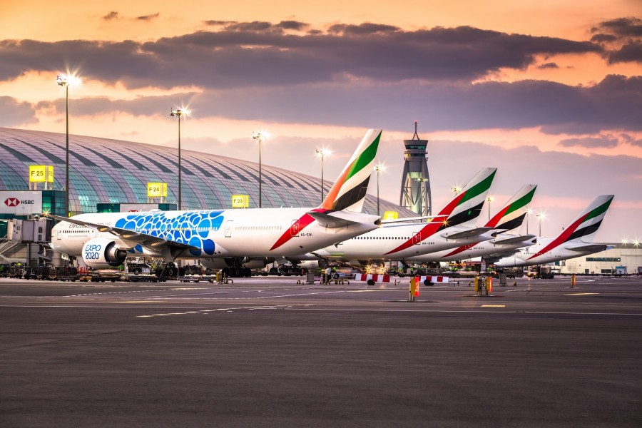 Emirates to fly over 50 cities in July