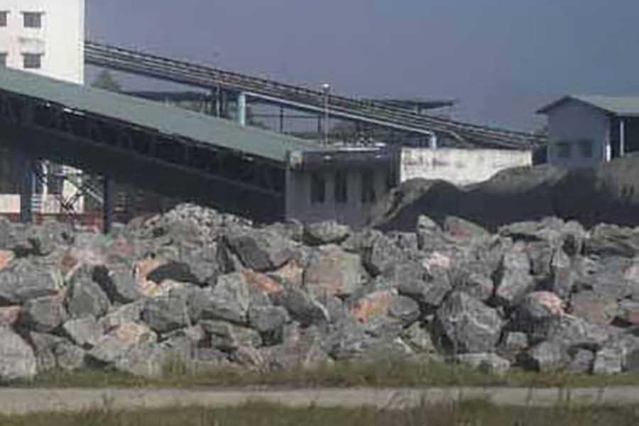 Country's lone granite mine remains shut with 'tiny' stock