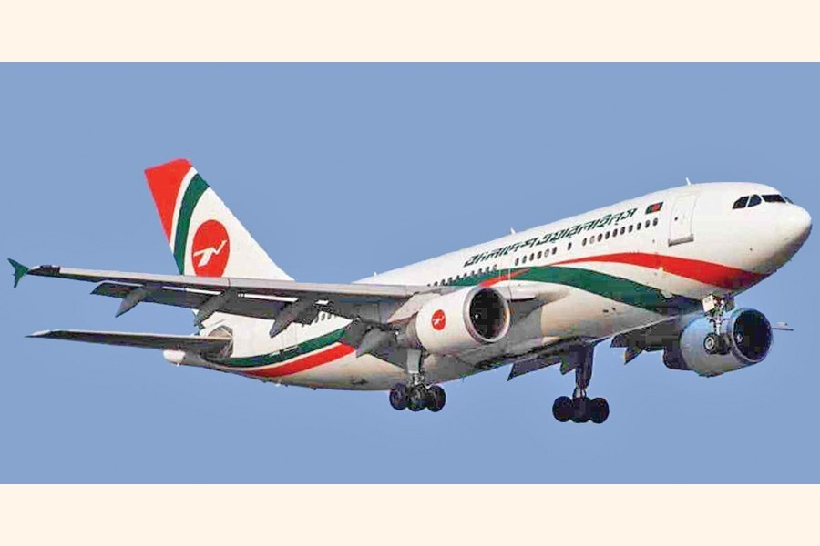 Biman flies to London only, suspends other international flights