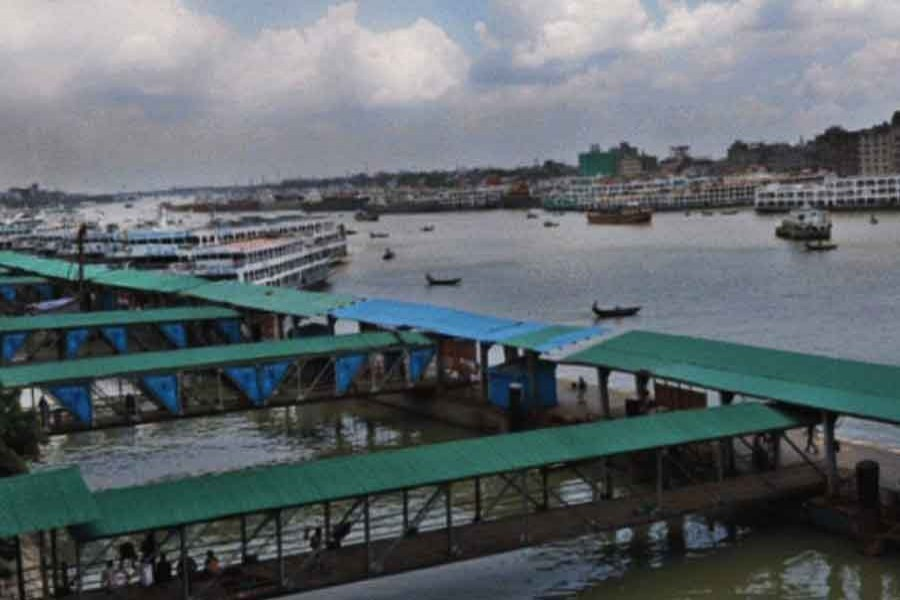 Buriganga launch capsize: Accused put on 3-day remand