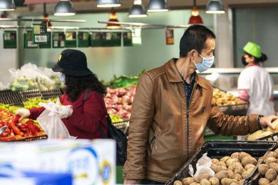 China's consumer inflation rises slightly to 2.5 pct in June
