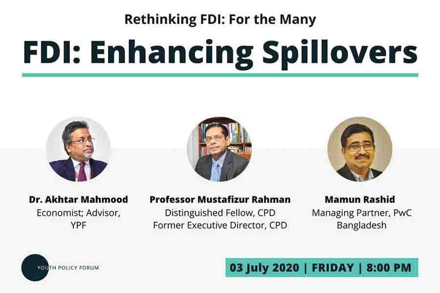 Lack of investment diversification among hurdles to boost FDI