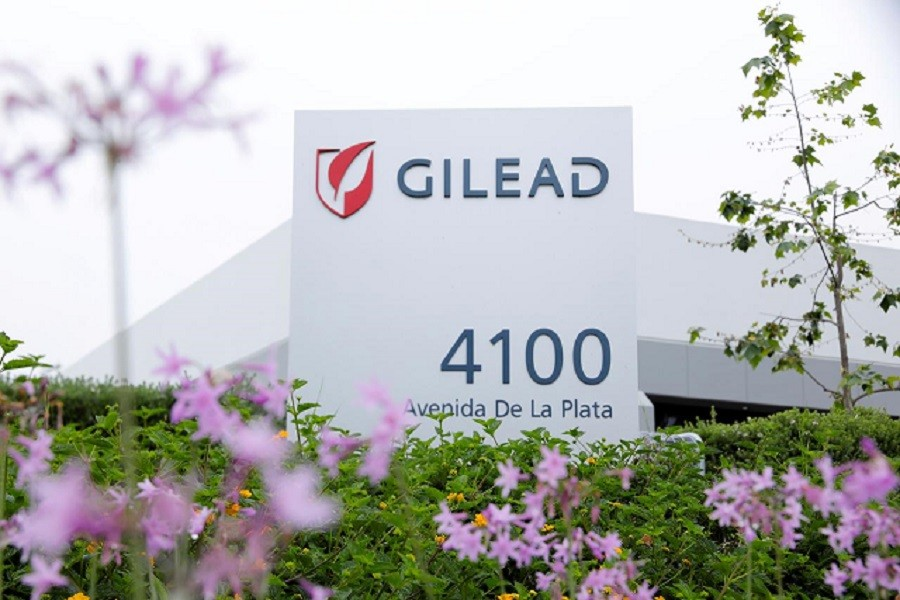 Gilead Sciences Inc pharmaceutical company is seen after they announced a Phase 3 Trial of the investigational antiviral drug Remdesivir in patients with severe coronavirus disease (Covid-19), during the outbreak of the coronavirus disease (Covid-19), in Oceanside, California, US, April 29, 2020 — Reuters/Files
