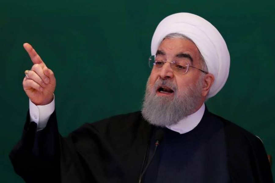Iran's president calls for ban on weddings