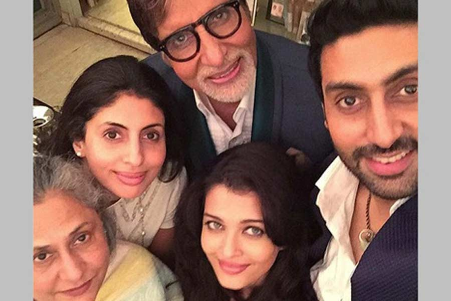 COVID-19 hits three generations of Bachchan family