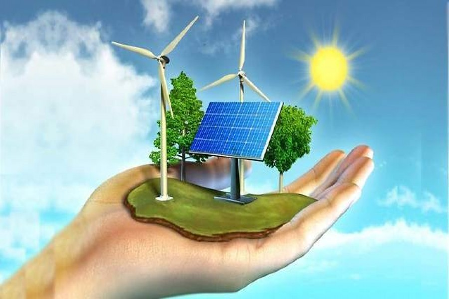 Greener option for energy supply