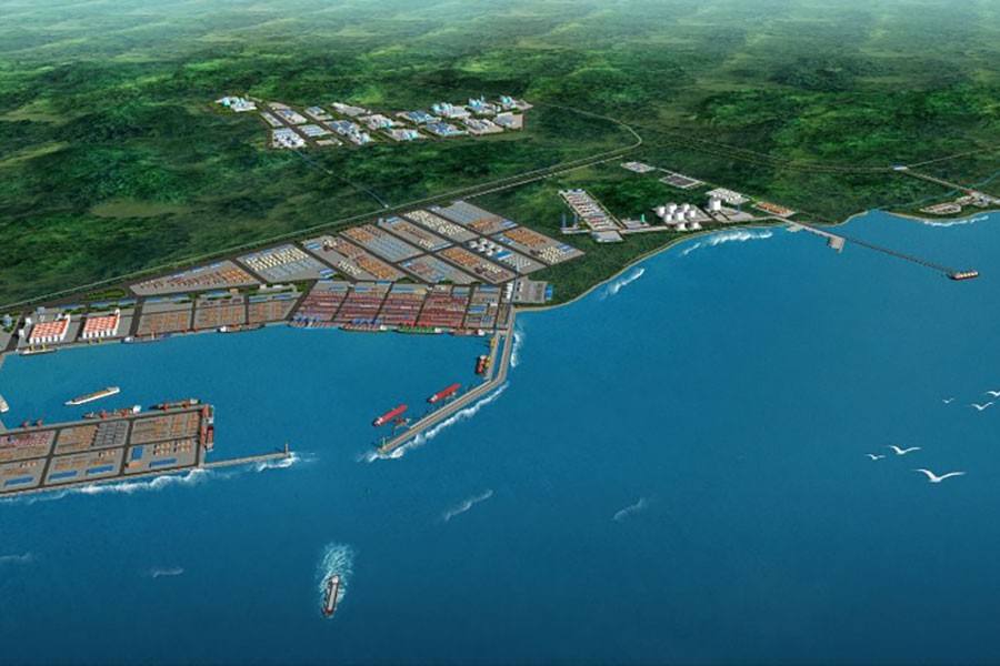 Deep seaport to help boost country's economy