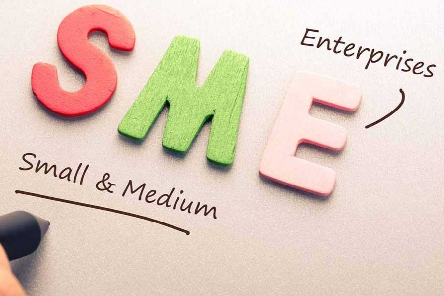 Reaching out to SMEs in pandemic: How effective is the regional and cluster based targeting?