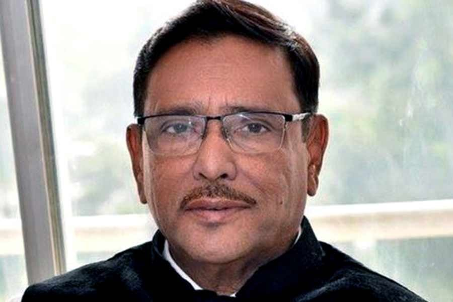 Joy is architect of Digital Bangladesh, Obaidul Quader says