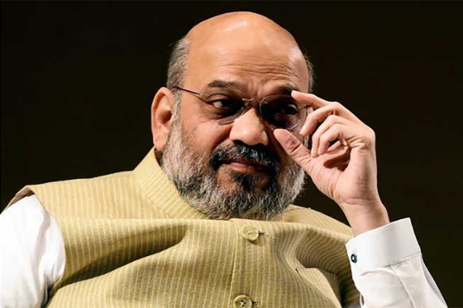 India Home Minister Amit Shah tests positive for COVID-19