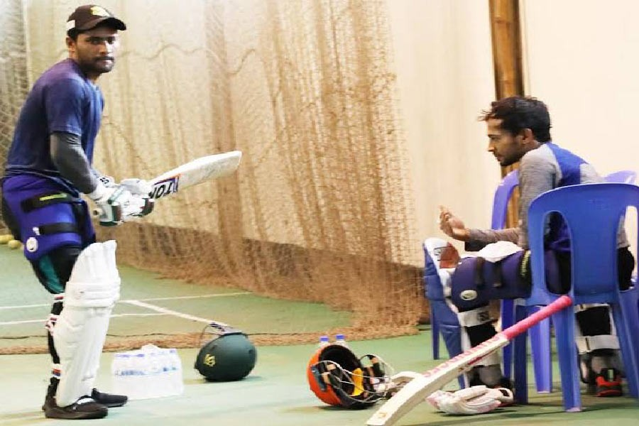 More players to join individual training programme