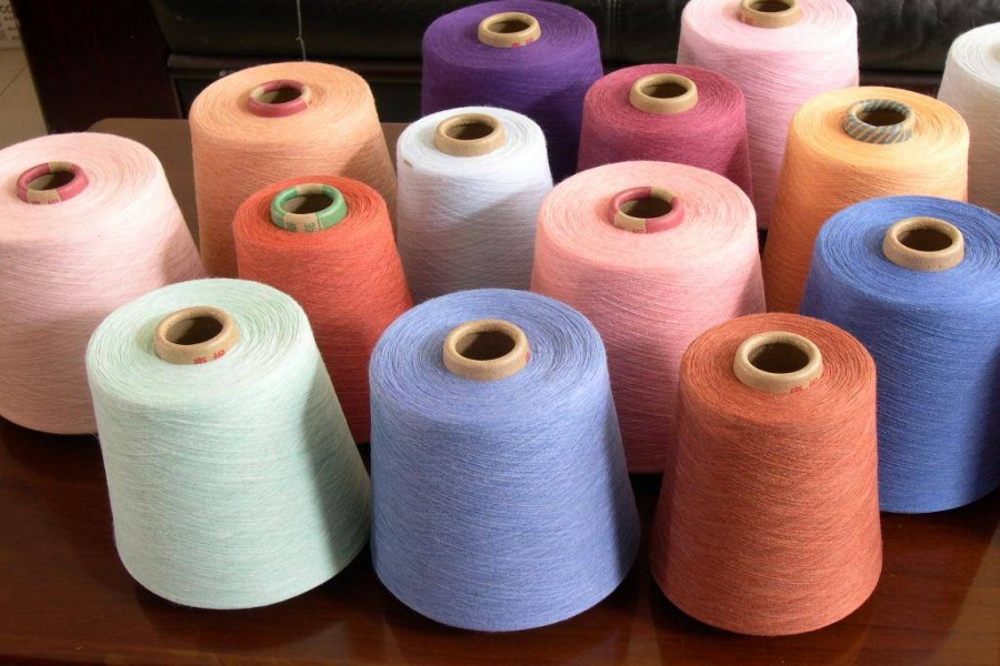 BD's import of textiles from global market declines