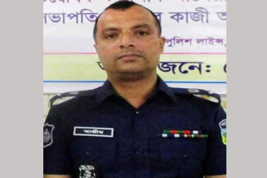 Sherpur SP contracts Covid-19