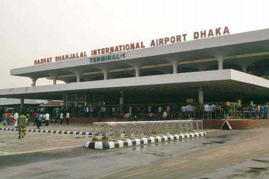 Third terminal at HSIA to be completed on time: State Minister