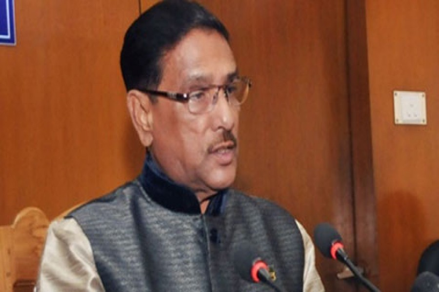 BD shining example of communal harmony: Quader