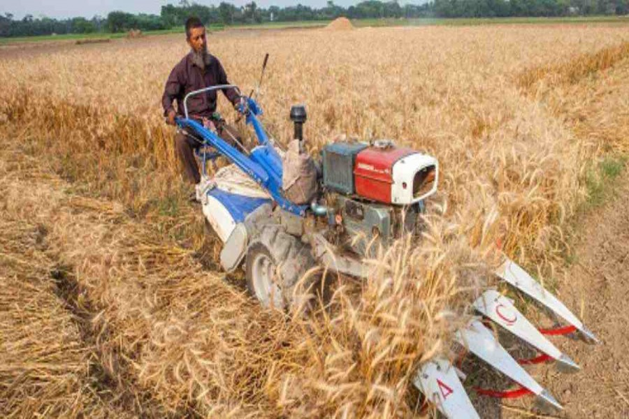 Developing a sound  agri-mechanisation strategy