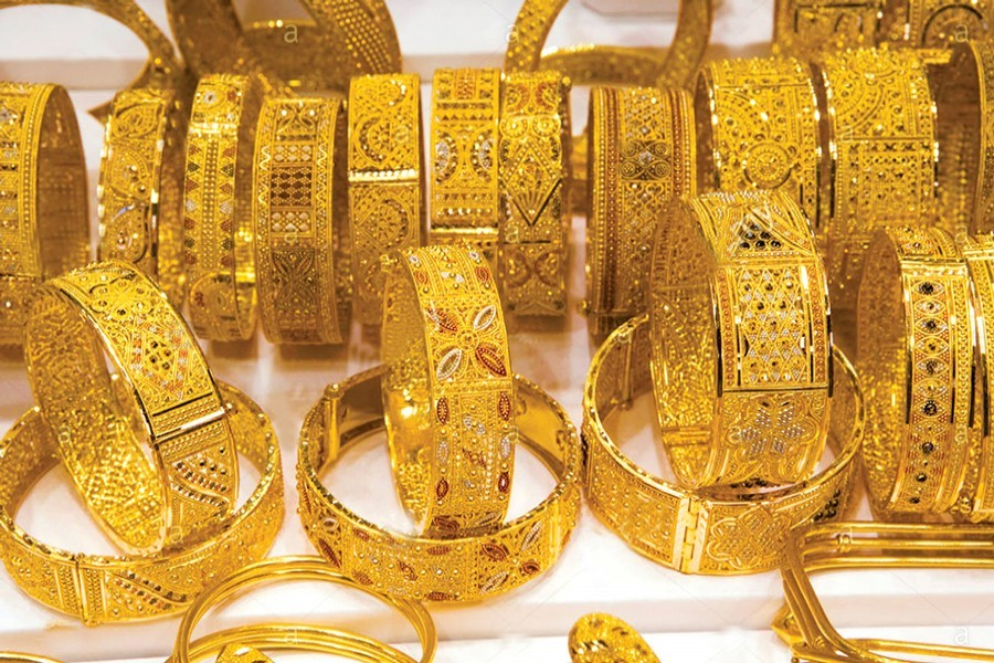 Gold prices ease after record surge