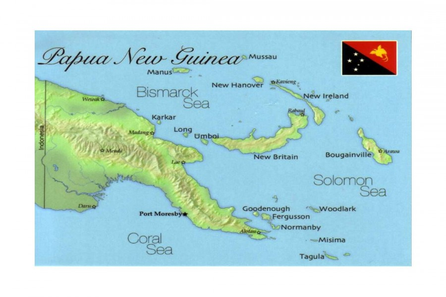 11 prisoners shot dead in Papua New Guinea